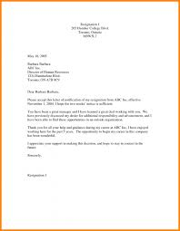 7 letter of resignation sle 2 weeks notice receipts template