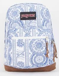 swedish blue jansport right pack swedish lace backpack 269049167 bags backpacks