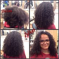 nice haircut for curly hair deep conditioner and a good haircut make a big difference for