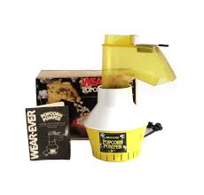 wearever popcorn pumper air corn popper coffee roaster