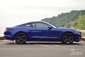 review of 2015 mustang 2015 mustang ecoboost premium review web2carz