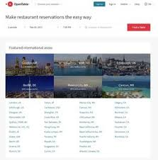 open table reservation system opentable wikipedia