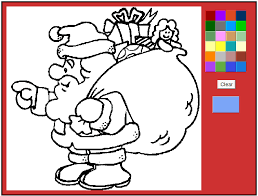 christmas coloring christmas coloring games