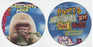Basement Jaxx Breakaway - basement jaxx rooty limited picture disc uk picture disc lp
