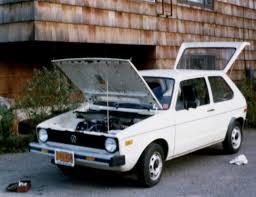 volkswagen rabbit 2016 finally my first new car the 1977 vw rabbit richardscarblog