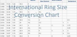 size 9 ring in uk size conversion