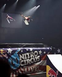 nitro circus monster truck backflip the sound of nitro circus live nitro circus live
