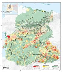 Maps Alaska by Usgs Identifies Areas With Critical Mineral Resource Potential In