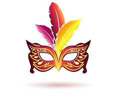 carnaval masks vector carnival mask graphics creative market