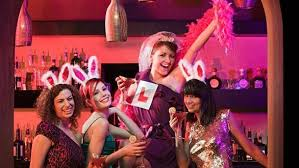 hen do ideas for a naughty hen party or a classy hen party theme