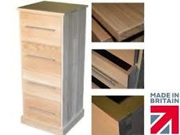 solid oak filing cabinet solid oak filing cabinet 4 drawer a4 or folio foolscap file storage