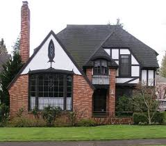 Tudor House Style Color Schemes That Work With Brick Tudor House Paint Colors