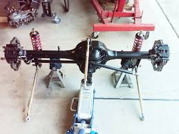 ford mustang 8 8 rear end ford 8 inch rear axle with 3 link suspension components and