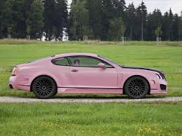 pink bentley super exotic and concept cars bentley gt