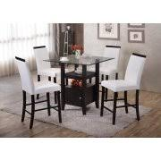 Square Dining Table And Chairs Counter Height Dining Sets