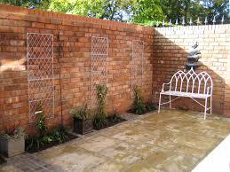 brick garden wall designs home furniture design
