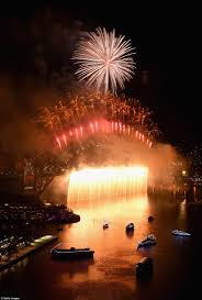 sydney harbour u0027s new year 2016 celebration explodes with city of