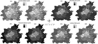 comprehensive delimitation and ring identification on urban
