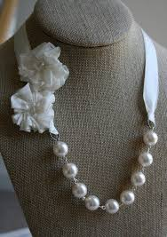 pearl ribbon 96 best ribbons pearls images on jewelry diy