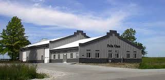 Metal Siding For Barns Pole Barn Construction For Commercial And Agricultural Buildings