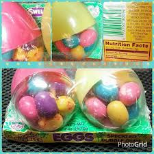 easter egg gum swell speckled gum eggs magic bubbles easter candy sealed