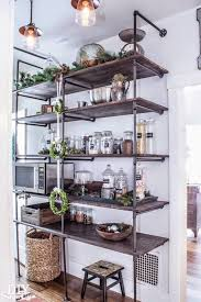 shelving ideas for kitchens the 25 best open kitchen shelving ideas on kitchen