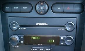 mustang shaker sound system installing bluetooth system to integrate with shaker 500 the