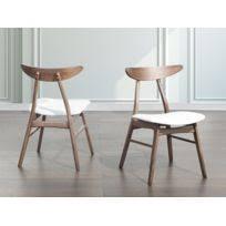 chaise cuir blanc chaise cuir blanc achat chaise cuir blanc pas cher rue du commerce