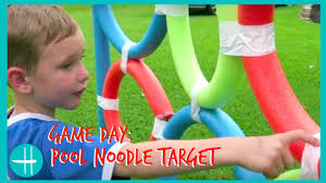 giant pool noodle target ball game backyard ball games family fun