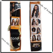 gg extensions new arrive noble gold gg gorgeous synthetic hair weaving premium