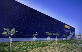 Ikea Furniture Store by Amir Mann Ami Shinar Architects U0026 Planners Ltd Name Ikea