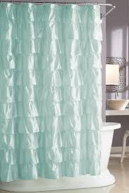 simple bathroom shower curtain ideas on small home remodel ideas