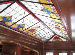 Stained Glass Ceiling Light Stained Glass Ceiling Light Ideas Fabrizio Design Innovative