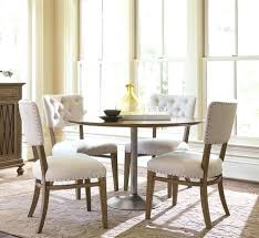 Round Kitchen Tables Chairs by Pedestal Dining Table Set U2013 Rhawker Design