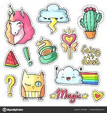 imagenes de animales y cosas parches insignias y pins con animales de la historieta comida y