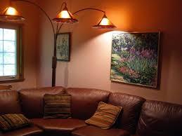 Home Lighting Design Living Room Arc Floor Lamp Nova Lighting Plimpton Wood Arc Floor Lamp Arc