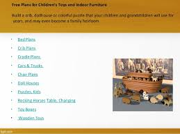 Children S Woodworking Plans Free by Freeww Com Sample Free Woodworking Plans