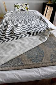 Diy Outdoor Rug With Fabric Diy Outdoor Rug With Fabric How To Stencil Paint An Outdoor Rug