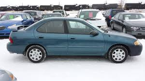 sentra nissan 2001 nissan sentra gxe gtr auto sales
