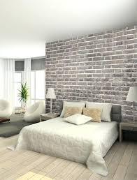 idee tapisserie chambre adulte idee tapisserie chambre adulte diy cracer un mur de briques avec