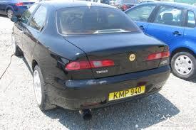 alfa romeo 156 2001 sedan 1 6l petrol manual for sale nicosia