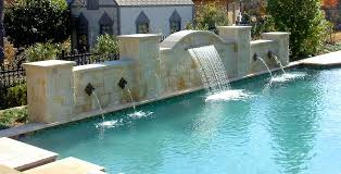 home design ideas with pool fascinating pool water feature ideas 63 in small home decoration