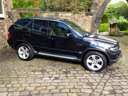 Bmw X5 V8 - immaculate bmw x5 4 4 v8 sport presented in sapphire black