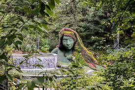 Atlanta Botanical Garden Atlanta Ga Earth Goddess Atlanta Botanical Garden