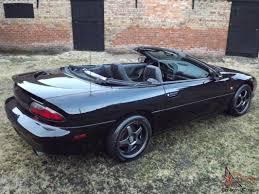1994 lt1 convertible z28 chevrolet camaro