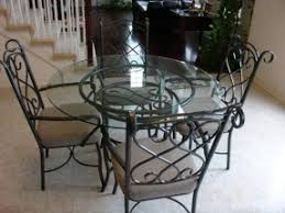 wrought iron dining table set astonishing dining room inspiration together with wrought iron