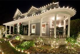 Christmas Decorations For Exterior Of House by Outdoor Christmas Decoration Ideas Breathtaking Decoration Outdoor