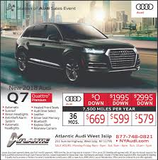 audi a5 lease specials lease specials weekly ad islip york 11795 atlantic