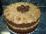 german chocolate grooms cake ideas 71236 german chocolate