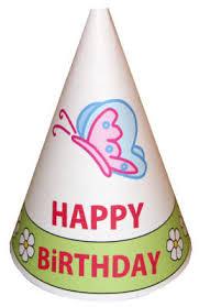 birthday hats paper birthday hat